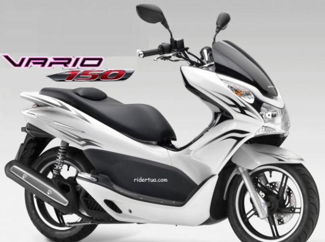 Honda Vario 150....Ini Yang RT Tunggu....!!!