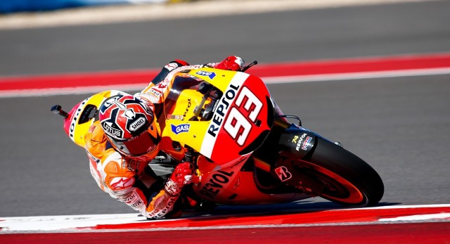 elbow down marquez