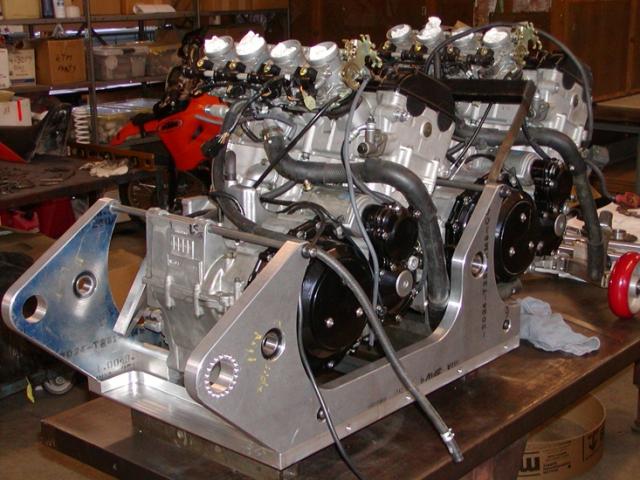 Motor Yang Lebih Cepat Dari Bayangannya Sendiri..!!!