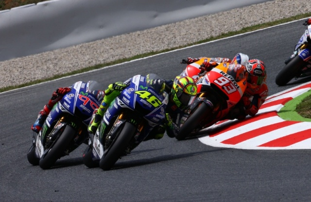 Jorge Lorenzo-Marc marquez-Dani Pedrosa-Valentino Rossi