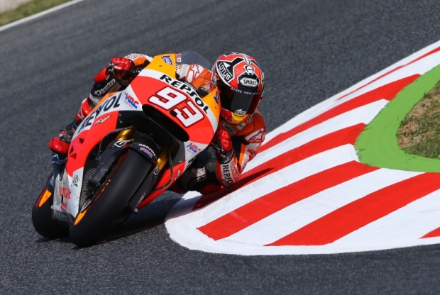 Marquez Elbow Down