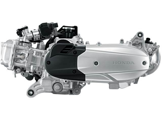 Honda-PCX-150-engine