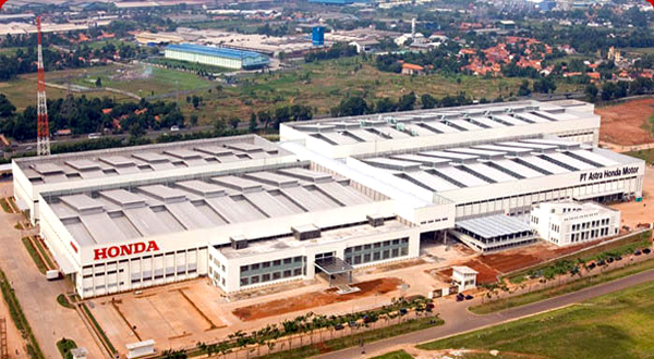 pabrik AHM