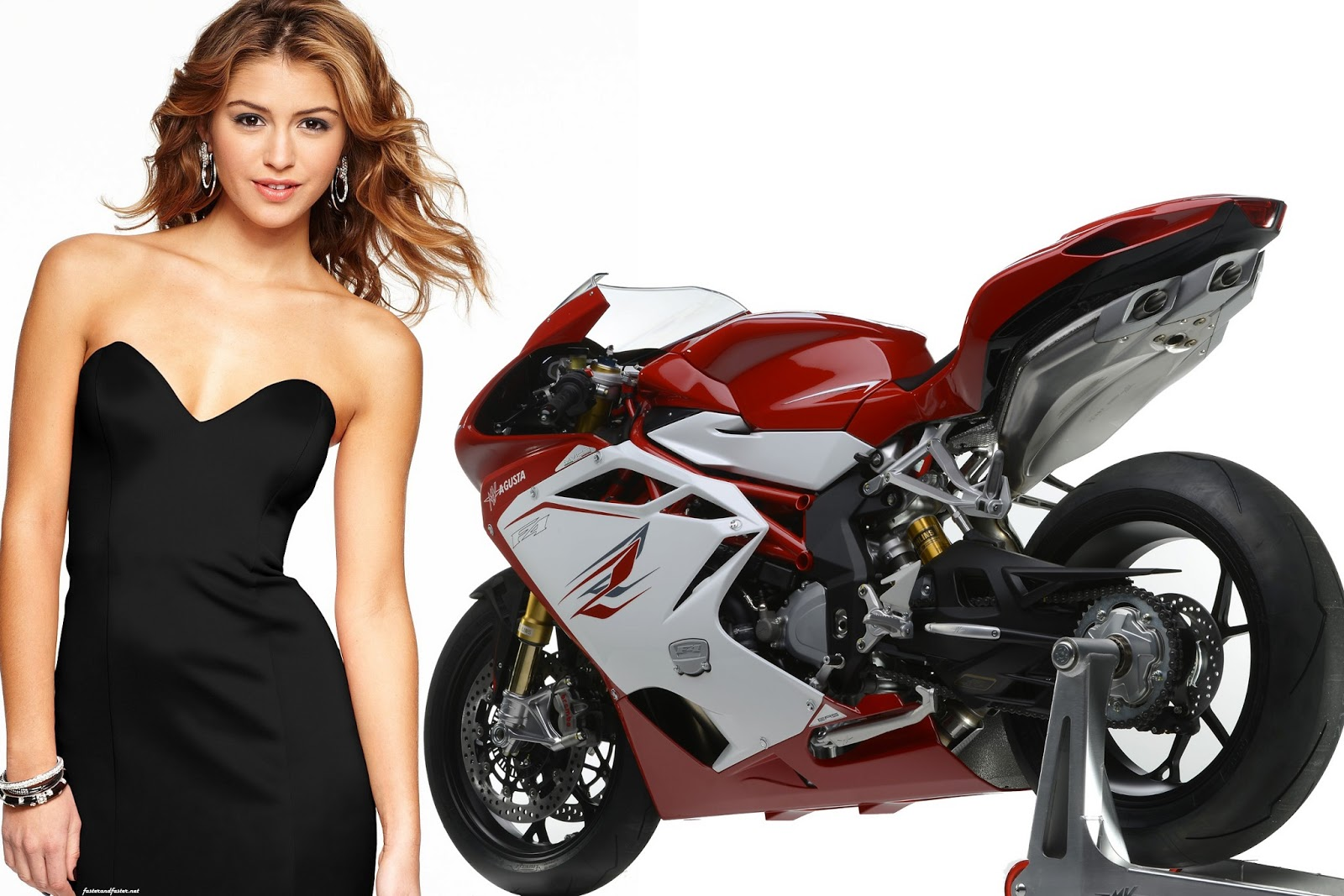Wanita Sexy Dan Motor Sexy RiderTua