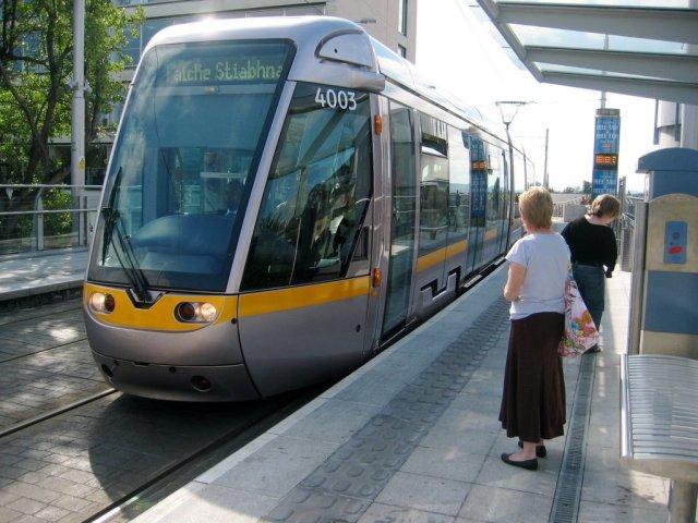 Tram Dublin