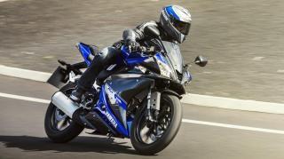 2014-Yamaha-YZF-R125- Race-Blu
