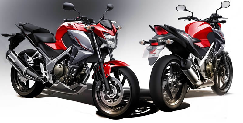 Honda CB 300 f #11