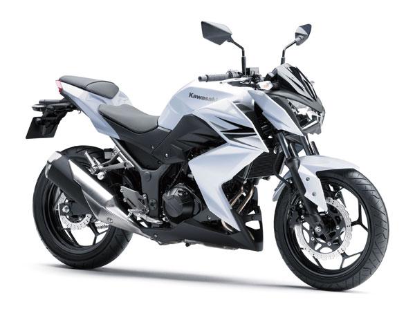 Kawasaki Z250  Naked
