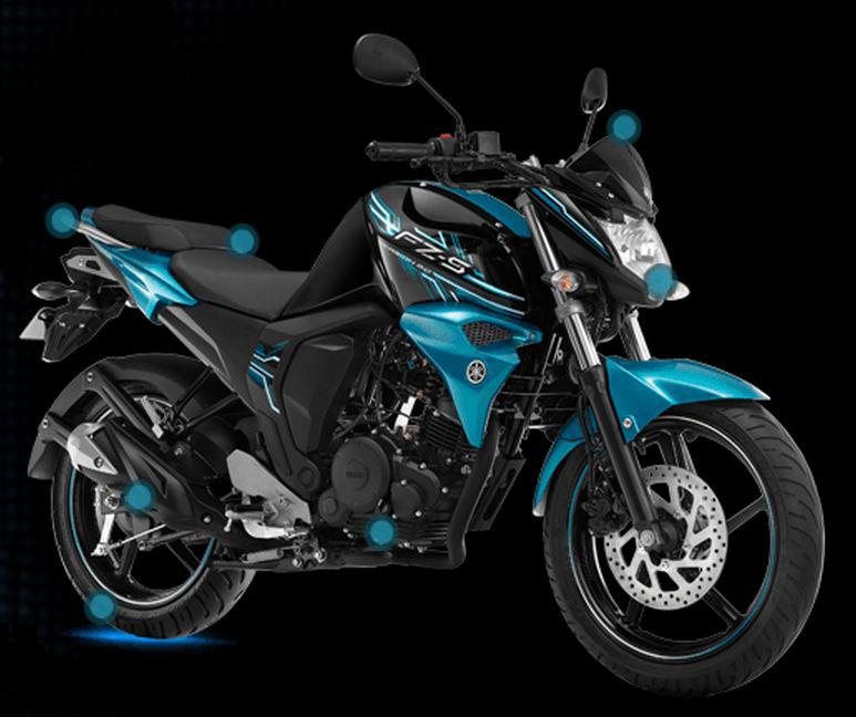 Yamaha New Vixion 2014 | Tattoo Design Bild