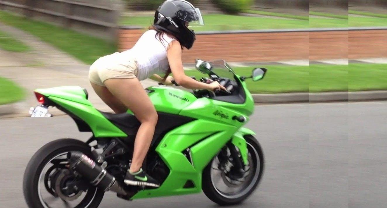 Gambar Lucu Orang Lagi Naik Motor Terkeren Stylecustom