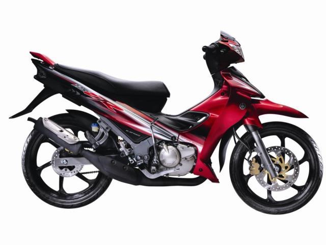 Yamaha-125ZR-Red