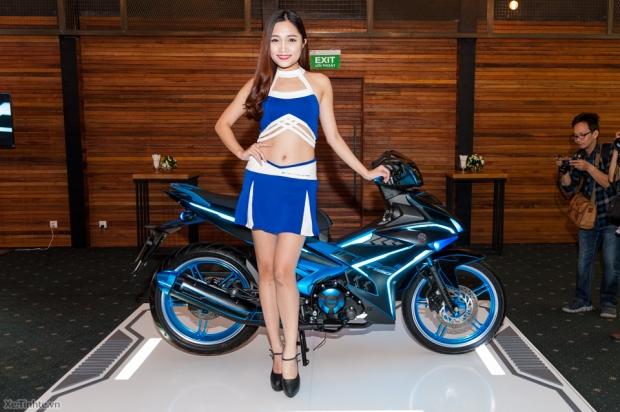 Yamaha jupiter MX King 150 black-1