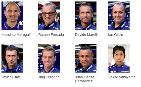 Jorge Lorenzo Team 2015