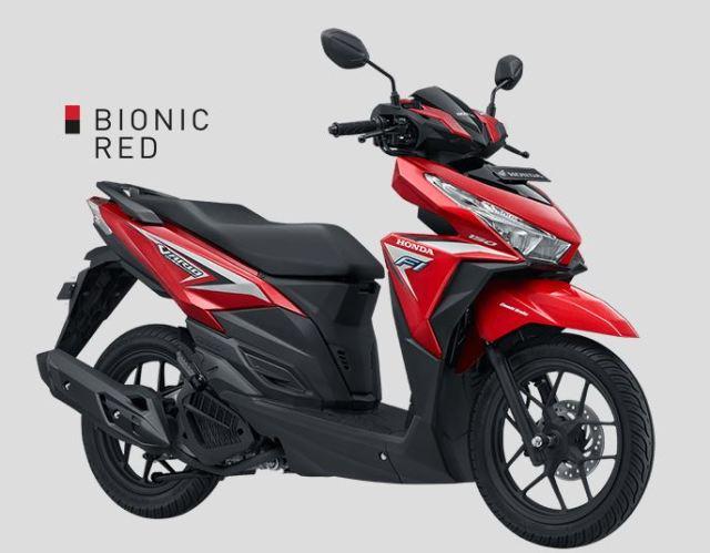 Vario 150-bionic-red