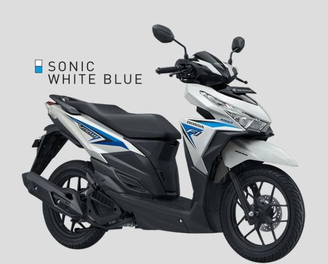 Vario 150-Sonic- White-Blue