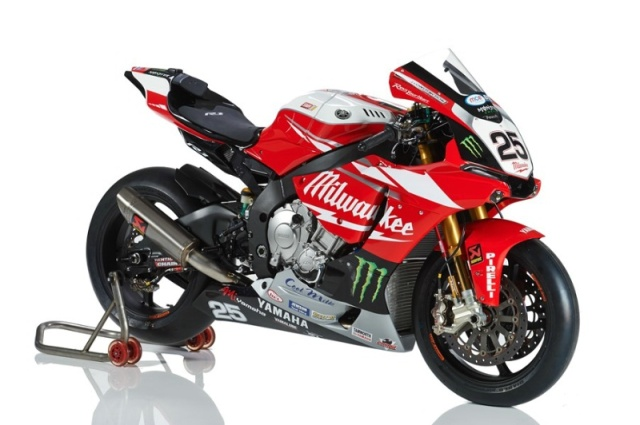 all-new Yamaha R1 2015 British Superbike Championship