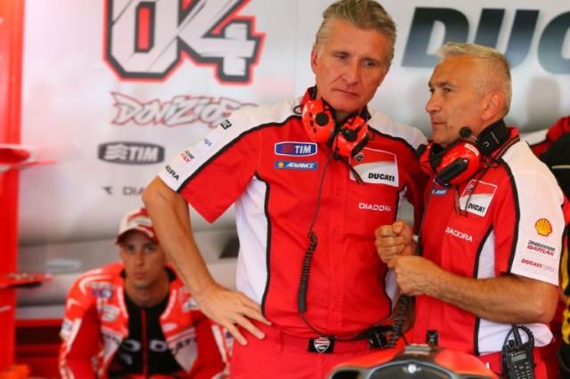 Ducati Sport Paolo Ciabatti