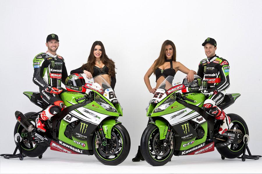 Kawasaki Team Motogp Idea Di Immagine Del Motociclo