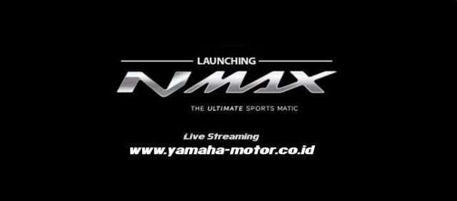 Launching yamaha NMAX 155