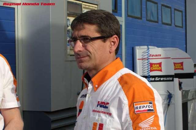 Ramon Aurin Repsol Honda