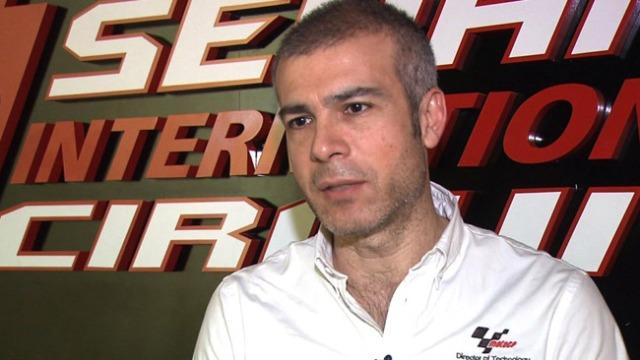 Technical Director Corrado Cecchinelli