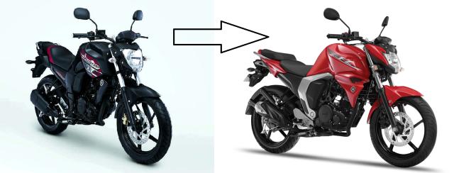 Transformasi Byson Yamaha