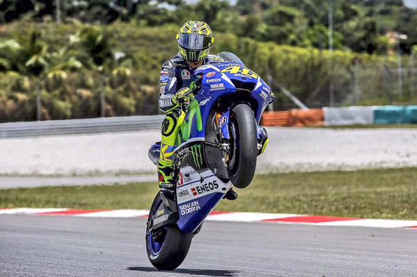 Ultah Valentino Rossi