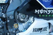 Yamaha fully seamless gearbox
