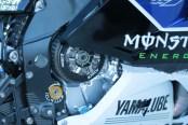 Yamaha fully seamless gearbox