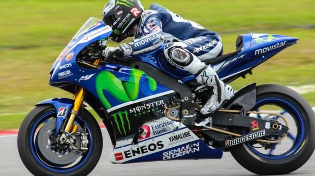 Yamaha Lorenzo Jorge Tes Sepang