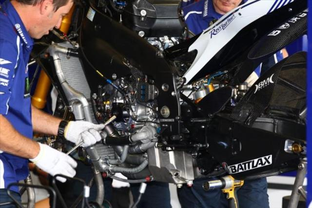 Yamaha Movistar siapkan  gearbox baru untuk tes Sepang 2