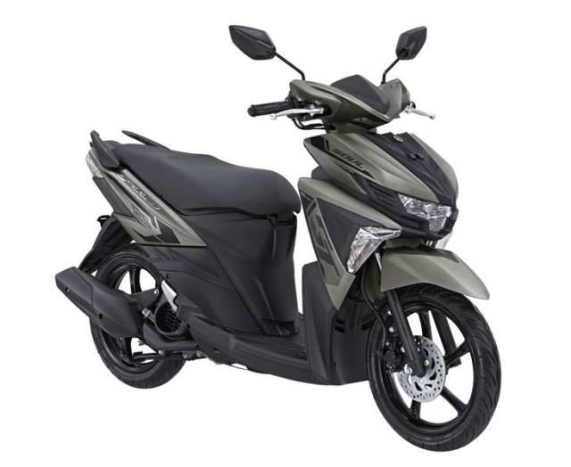 All New Soul GT 125