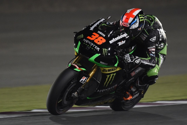 Bradley Smith-Monster Yamaha Tech 3