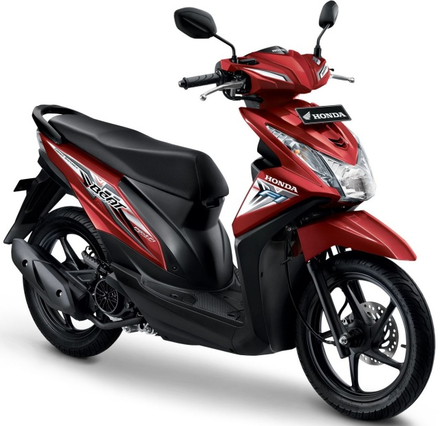Honda-BeAT-eSP-CBS-ISS-Electro-Red
