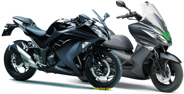 Kawasaki J 300 Ninja 300