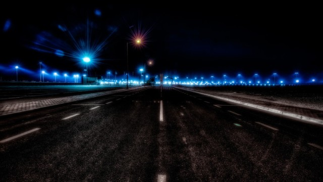 LOSAIL, qatar malam hari