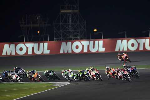 Marquez qatar start 2015