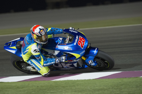 Maverick+Vinales+MotoGP +Qatar