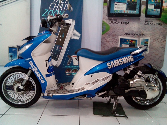 Mio Samsung Smile