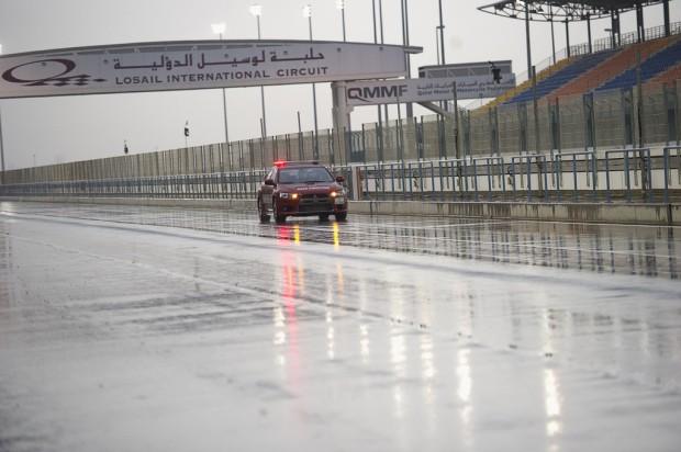 MotoGP+Tests+Qatar+car +safety+rain