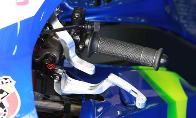 Rear Engine Brake lever