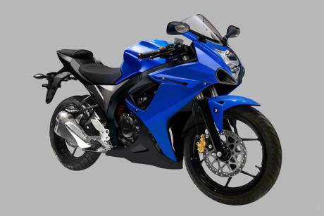 suzuki 150 cc