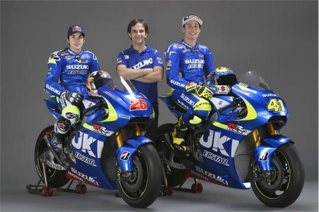 Suzuki MotoGP 2015