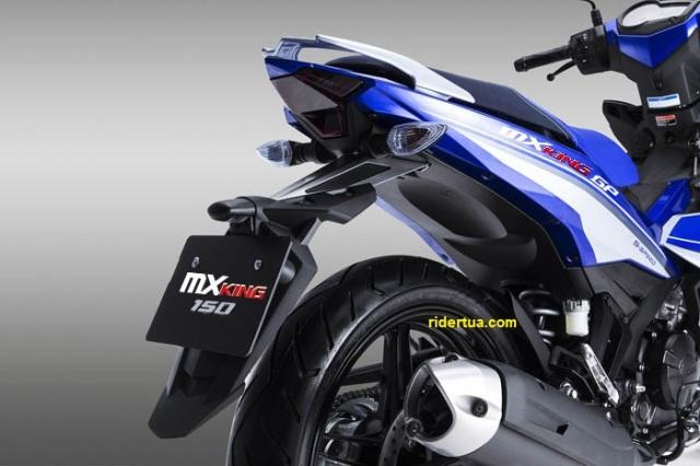Yamaha MX King ban belakang