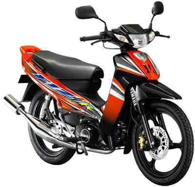 F1ZR Yamaha