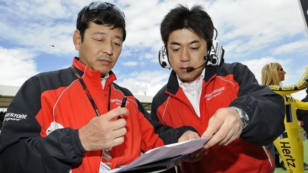 Hiroshi Yamada  Masao Azuma   Bridgestone