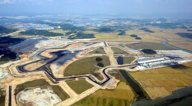 Korean-International-Circuit