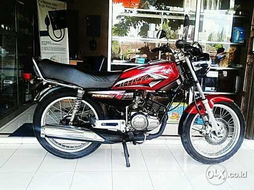 Yamaha Rx King 2008 Ini Dijual 27 Juta Biyuh Ngalahne Motor