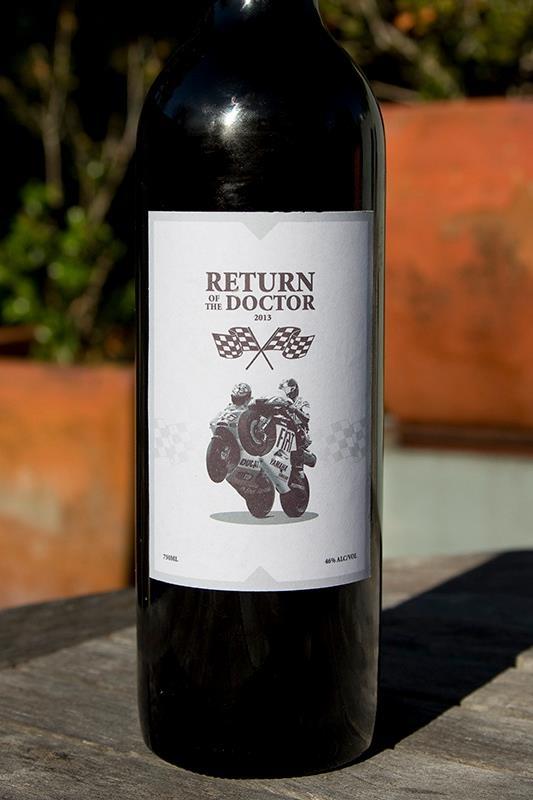 Wine Valentino Rossi