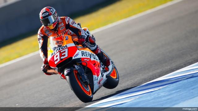 Marc-Marquez-MotoGP-RC213V braking